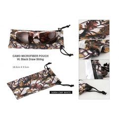White Camouflage Soft Case