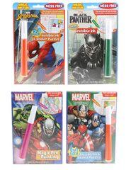 Marvel Heroes Magic Pen Book