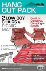 Concert/Picnic Chair Set