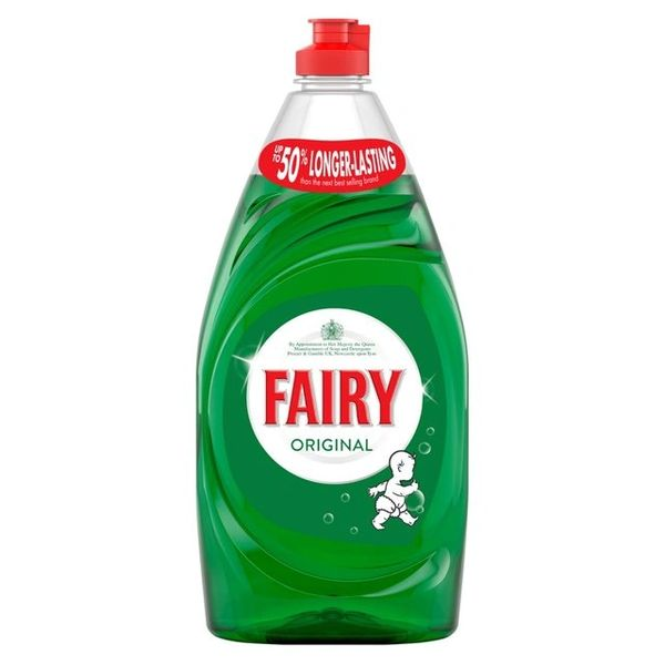 FAIRY ORIGINAL WASHING UP LIQUID 500ML