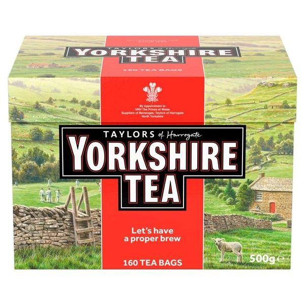 YORSHIRE TEA BAGS 160
