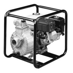 "TSURUMI TE3-50HA 2"" CENTRIFUGAL PUMP W/4HP HONDA ENGINE"
