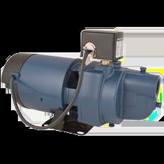 F & W EK05S 1/2Hp 115/230V Shallow Well Jet Pump