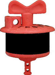 Environmental monitoring well lockable plugs - Select from drop down