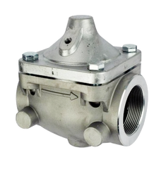 Air Operated In-Line Remote Controlled Valves For Water Trucks - Aluminum
