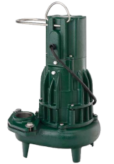 Zoeller E-284 Light Commercial Sewage Pump