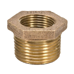 Cast Brass Threaded Bushings