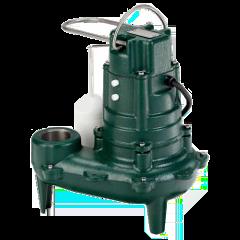 M267 Zoeller 1/2HP 115v Automatic Sewage/Effluent Pump