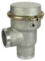 """195-300 3"""" Tee Style Air Operated In-Line Remote Controlled Valve"""