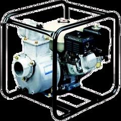 "TSURUMI TE3-80HA 3"" CENTRIFUGAL PUMP W/5.5 HP HONDA ENGINE"