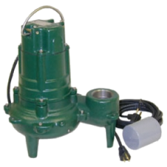 Zoeller BN270 Residential and Light Commercial Sewage Ejector