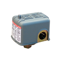 Square D FYG2-D 60#/80# High Pressure Switch 2HP 115V, 3HP 230V