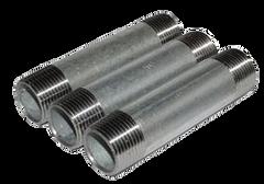"""1"""" Stainless Steel Nipples"""