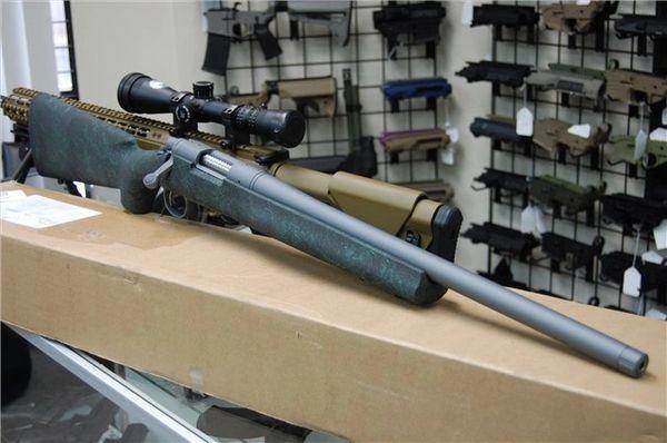 X-Werks Remington 700 5R 308 Tactical Gray 85200 | X-Werks