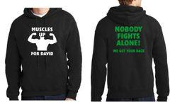 David Hodges Fundraiser Hoodie