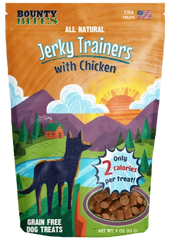 Treats: Bounty Bites Grain-free Chicken Training Treats