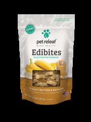CBD EDIBITES -- peanut butter and banana