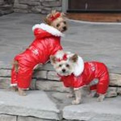"""Jacket: """"Ruffin It"""" Fleece Lined Snow Suit"""