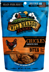 Treats: Wild Meadow Farms Grain Free Chicken Bites