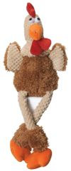 Toy: Goofy Rooster Dog Toy
