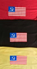 Welcome to the US(SR)A t-shirt