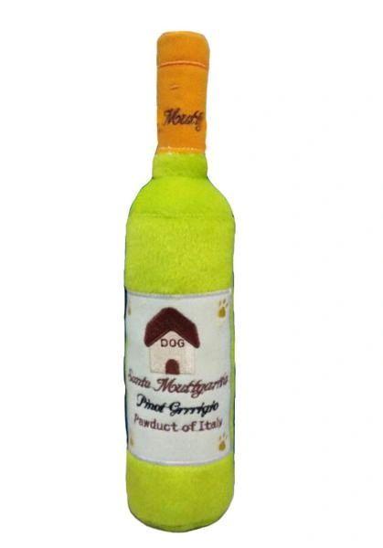 Toy: Santa Muttgarita Pinot Grrrigio