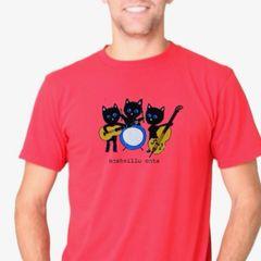 T-shirt: Nashville Cats