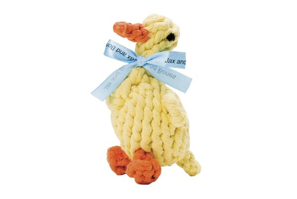 Rope Toy: Organic Duck