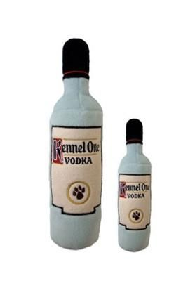 Toy: Kennel One Vodka Toy (Two sizes)