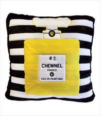 Bed: Designer Chewnel Dog Bed