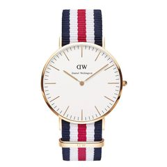 Daniel Wellington 0102DW Classic Canterbury Man Rose Gold 40mm