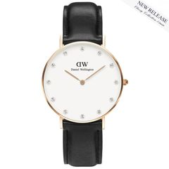Daniel Wellington 0951DW Classy Sheffield Rose Gold 34mm