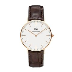 Daniel Wellington 0510DW Classic York Lady Rose Gold 36mm