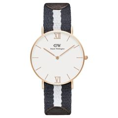 Daniel Wellington 0552DW Grace Glasgow Sandblasted Rose Gold 36mm