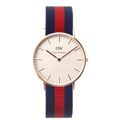 Daniel Wellington 0501DW Classic Oxford Lady Rose Gold 36mm