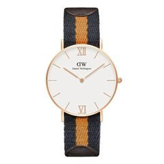Daniel Wellington 0554DW Grace Selwyn Sandblasted Rose Gold 36mm