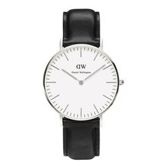 Daniel Wellington 0608DW Classic Sheffield Lady Silver 36mm