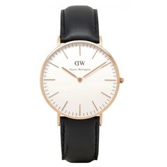 Daniel Wellington 0508DW Classic Sheffield Lady Rose Gold 36mm