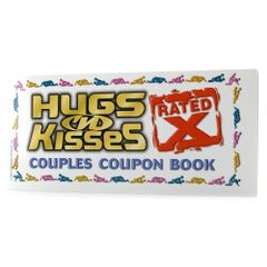 Hugs & Kisses Coupon Book