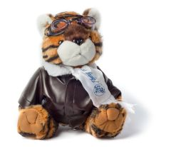Flying Tiger Teddy Bear