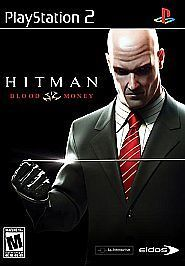 Hitman: Blood Money (Sony PlayStation 2, 2006) (DISC ONLY)