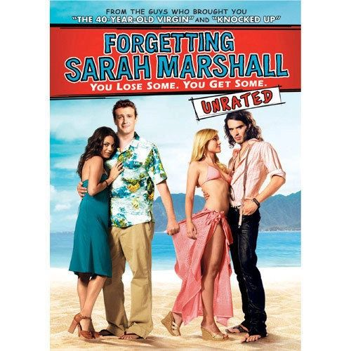 Forgetting Sarah Marshall Unrated (DVD, 2008, Widescreen)