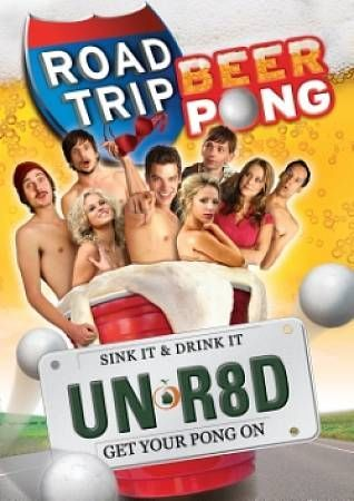 Road Trip - Beer Pong (DVD, 2009, Unrated Edition)