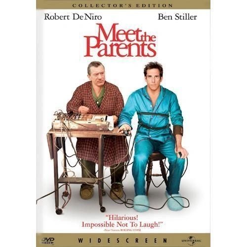 Meet the Parents (DVD, 2001, Widescreen; Collector's Edition)
