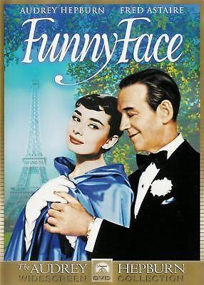 Funny Face (DVD, 2002 Widescreen)