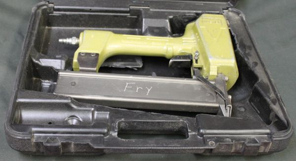 "MASTER Air Pin Nailer 18 Gauge 3/4""to2"""