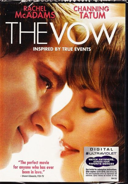 The Vow (DVD, 2012)