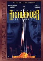 Highlander (DVD, 1997, 10th Anniversary Director's Cut)