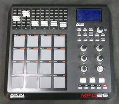 Akai MPD26 USB / MIDI Pad Control Unit, Drum Machine
