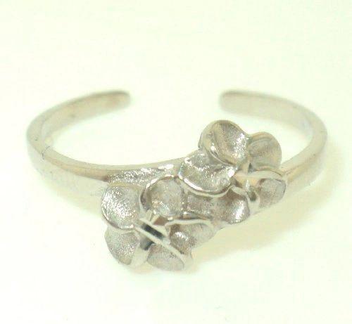 Flower Toe Ring (JC-1038)